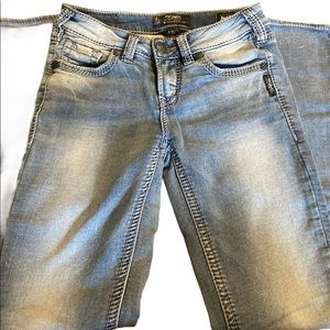 Silver Jeans Aiko Blue
